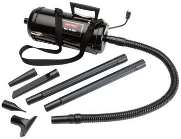 Metropolitan Vacuum Metro Vacuum/blower,4 Hp,130 Cfm,120vac Vnb-73b 2tux5
