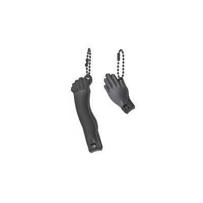 Hand & Foot Nail Clipper Set-Black