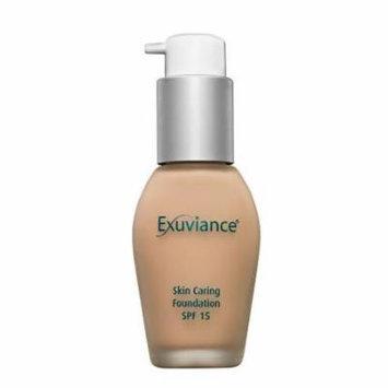 Exuviance Skin Caring Foundation SPF 15 - # True Beige 30ml/1oz