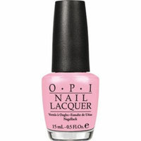 OPI I Think In Pink H38 0.5 oz.