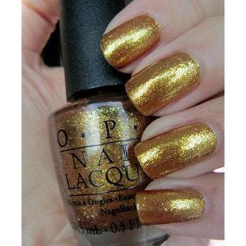 OPI Skyfall Collection -OPI Goldeneye