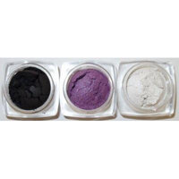 Glamour My Eyes Get the Look Eyeshadow Set - Wild Orchid