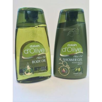 Body Care Pack! Dalan d'Olive Olive Oil Shower Gel 8.4 Fl. Oz + d'Olive Body Oil ONLY $10.99!