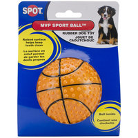 Spot Ethical Dog 4132 Mvp Sport Ball With Bell