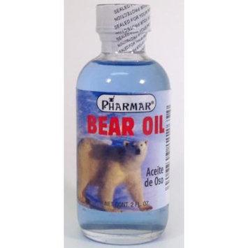 Aceite De Oso 2 Oz. Oso Polar-Bear Oil