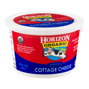 Horizon Organic Cottage Cheese Small Curd