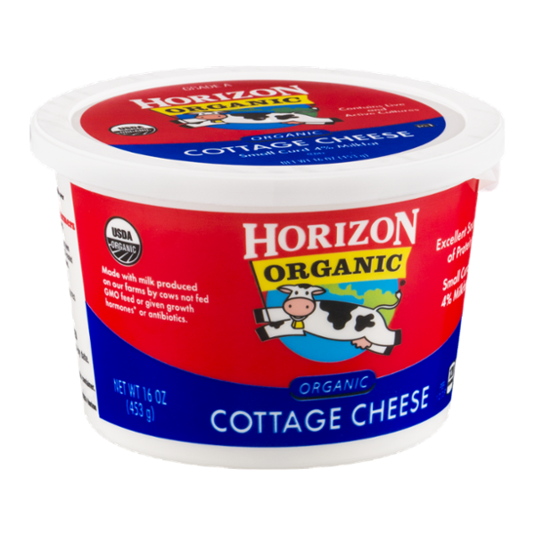 horizon cultured cottage cheese reviews rh influenster com horizon organic cottage cheese pasteurized horizon organic cottage cheese ingredients