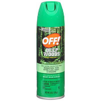 Deep Woods Off! Deep Woods Insect Repellent V