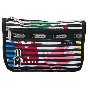 LeSportsac Travel Cosmetic Jeffrey - LeSportsac Ladies Cosmetic Bags