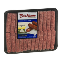 Bob Evans Pork Sausage Links Original - 24 CT