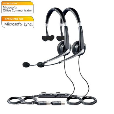 Jabra Voice 550 Mono MS (2-Pack) UC Voice 550 Mono Microsoft Optimized Headset