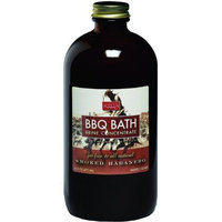 Sweetwater Spice Company Smoked Habanero Bbq Bath, 16-Ounce Bottles (Pack of 6)