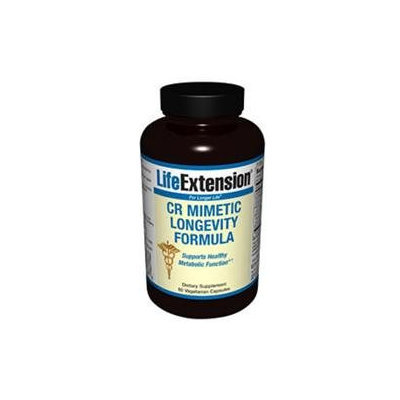 Life Extension CR Mimetic Longevity Formula - 60 Vegetarian Capsules