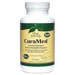 Terry Naturally CuraMed - 750 mg - 120 Softgels