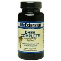 Life Extension DHEA Complete - 60 Vegetarian Capsules