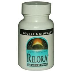 Source Naturals Relora - 250 mg - 90 Tablets