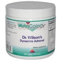 Nutricology - Dr. Wilson's Dynamite Adrenal - 10.6 oz.