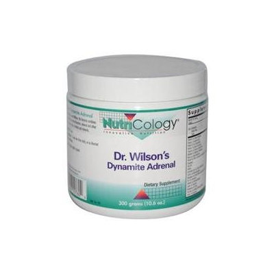 Nutricology - Dr. Wilson's Dynamite Adrenal - 10.6 oz.