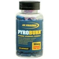 GE Pharma Pyroburn 100-ct Supplement