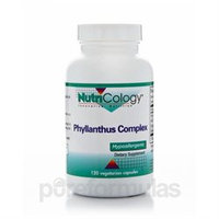 Allergy Research nutricology Phyllanthus Complex 120 Caps by Nutricology/ Allergy Research Group