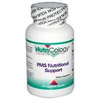 Allergy Research nutricology Allergy Research (Nutricology) Pms Nutritional Support - 60 Softgels - Other Herbs