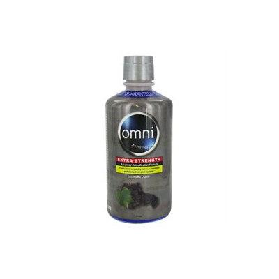 Omni Cleansing Liquid, Extra Strength - Grape, 32 oz, Heaven Sent Naturals