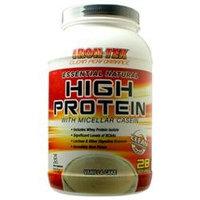 Iron Tek - Essential Natural High Protein with Micellar Casein Wild Strawberry - 2.2 lbs.