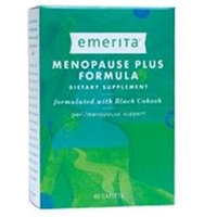 Emerita pro-gest Menopause Plus Formula 60 tabs from Emerita