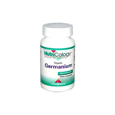 Allergy Research Group, Nutricology, Organic Germanium, 1.8 Oz (50 G)