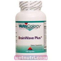 Allergy Research nutricology Brainwave Plus 120 Caps by Nutricology/ Allergy Research Group