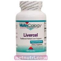 NutriCology Livercel - 180 Capsules