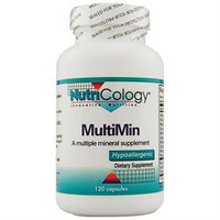 Nutricology - Multi-Min - 120 Vegetarian Capsules