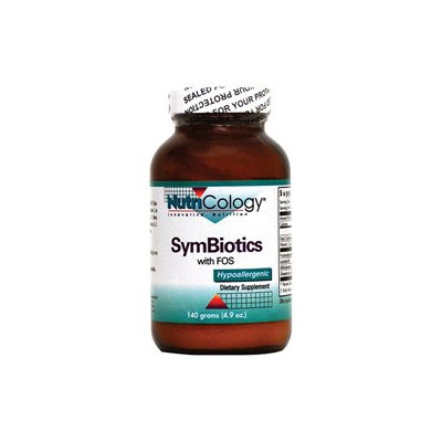 NutriCology SymBiotics with FOS - 4.9 oz