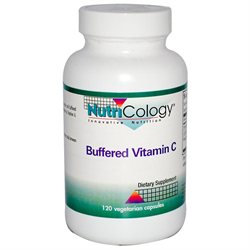 Allergy Research nutricology Buffered Vitamin C 120 Cap by Nutricology/ Allergy Research Group
