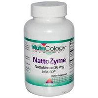 NattoZyme Nattokinase 36mg 300 caps from NutriCology