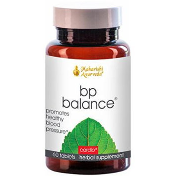 BP Balance , 60 Herbal Tablets , Blood Pressure Supplement with Jatamansi & Arjuna , Detoxifies & Promotes Healthy Liver Function , Nourishes Blood Vessels & the Heart