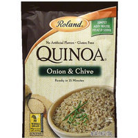 Roland Onion & Chive Quinoa Mix, 5.46 oz, (Pack of 12)