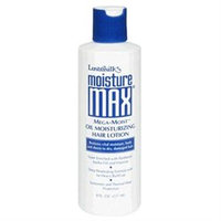 Lustrasilk Moisture Max Mega-Moist Oil Moisturizing Hair Lotion