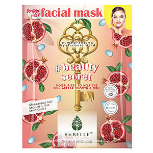 Biobelle #BeautySecret Facial Mask, .88 oz