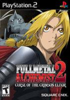 Square Enix Fullmetal Alchemist 2: Curse of the Crimson Elixir