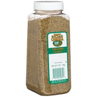 Spice Classics Oregano Leaves, 7-Ounce Plastic Bottle (Pack of 6)