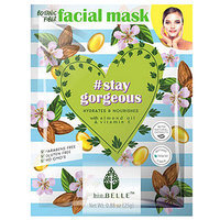 Biobelle #StayGorgeous Facial Mask, .88 oz