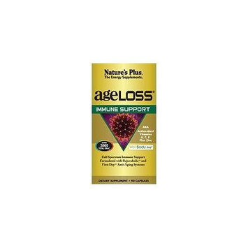 Nature's Plus. Ageloss Immune Support 90 Vcaps (4 Pack)