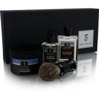 True Gentlemen Lavender A Gentlemen's Shave 4 Piece Set