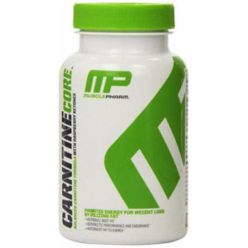 Muscle Pharm Carnitine Core Capsules, 60 Count
