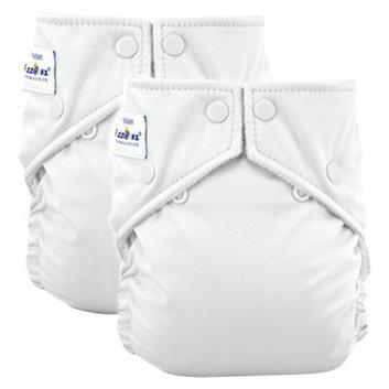 FuzziBunz Perfect Size Reusable Diapers - Medium (2 Pack)