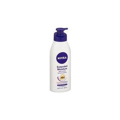 Nivea Extended Moisture Body Lotion, Relieves Dry, Tight Skin 48hrs Provitamin B5 & Hydra Iq, Deep to Dry Skin 21fl Oz