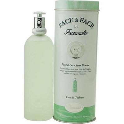 Face A Face By Faconnable For Women. Eau De Toilette Spray 3.4 Ounces