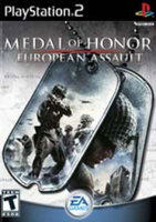 Electronic Arts Medal of Honor European Assault