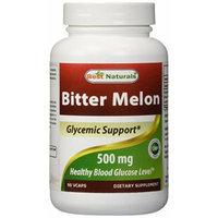 Best Naturals Bitter Melon 500 mg 90 Vcaps